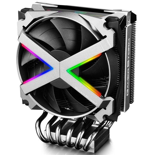 九州风神发布AMD TR4平台散热器GamerStorm Fryzen